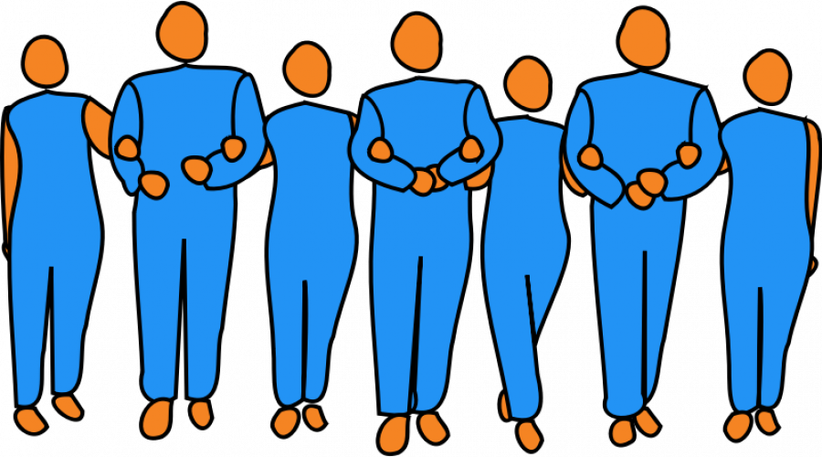 http://publicdomainvectors.org/en/free-clipart/Vector-image-of-interlinked-business-people/20148.html